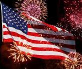 Flag&Fireworks