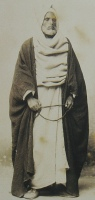 Arab in Thobes and Aba