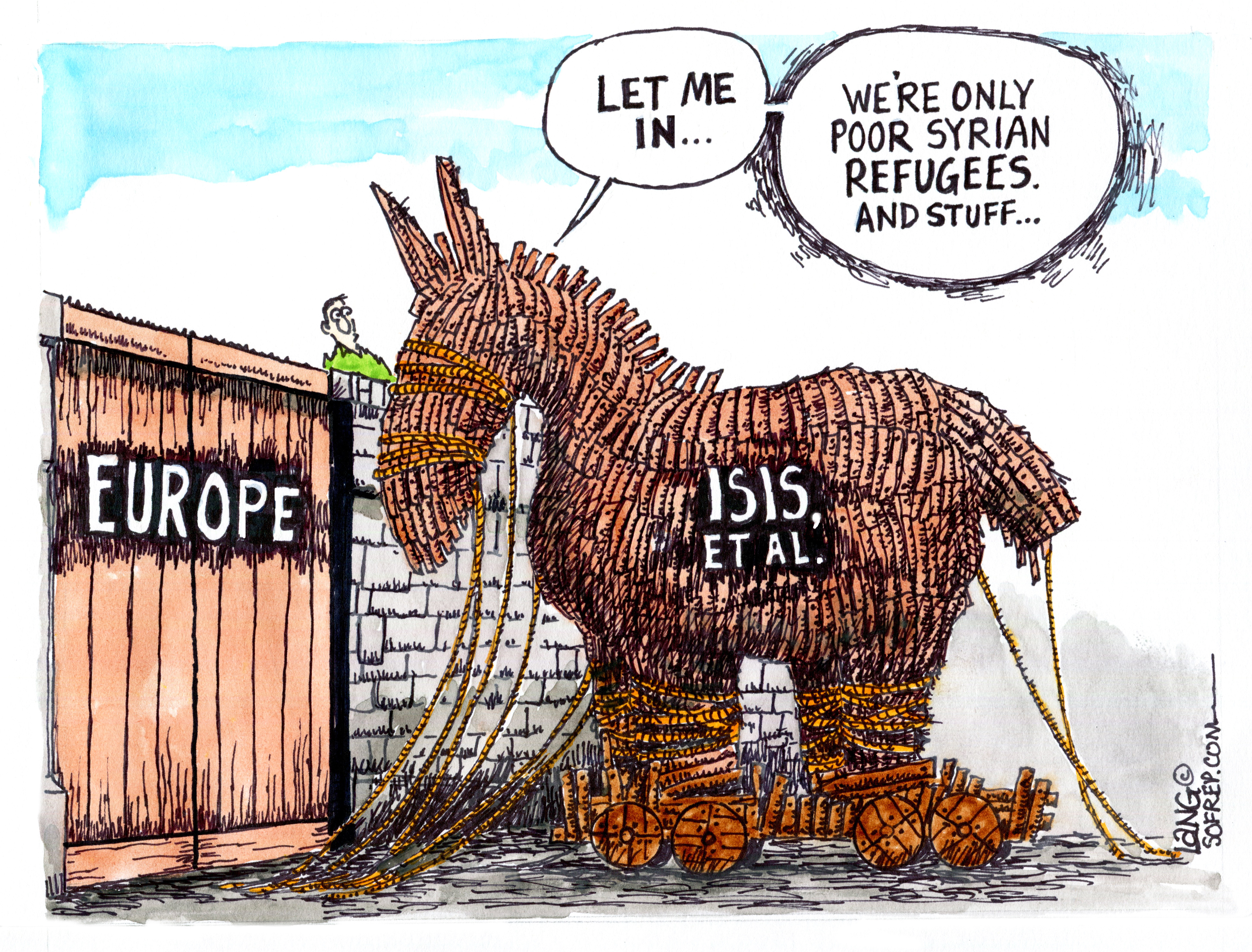 Islamists in a Trojan Horse – Wake Up! Wake Up!  Islamists in a ...