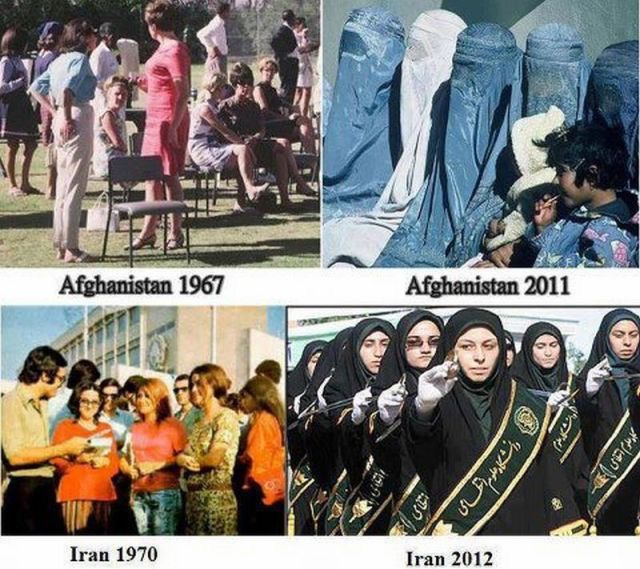 Modern Times in Iran, Afghanistan, and Elsewhere – Wake Up! Wake Up!