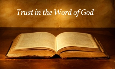 trust-in-the-word-of-god