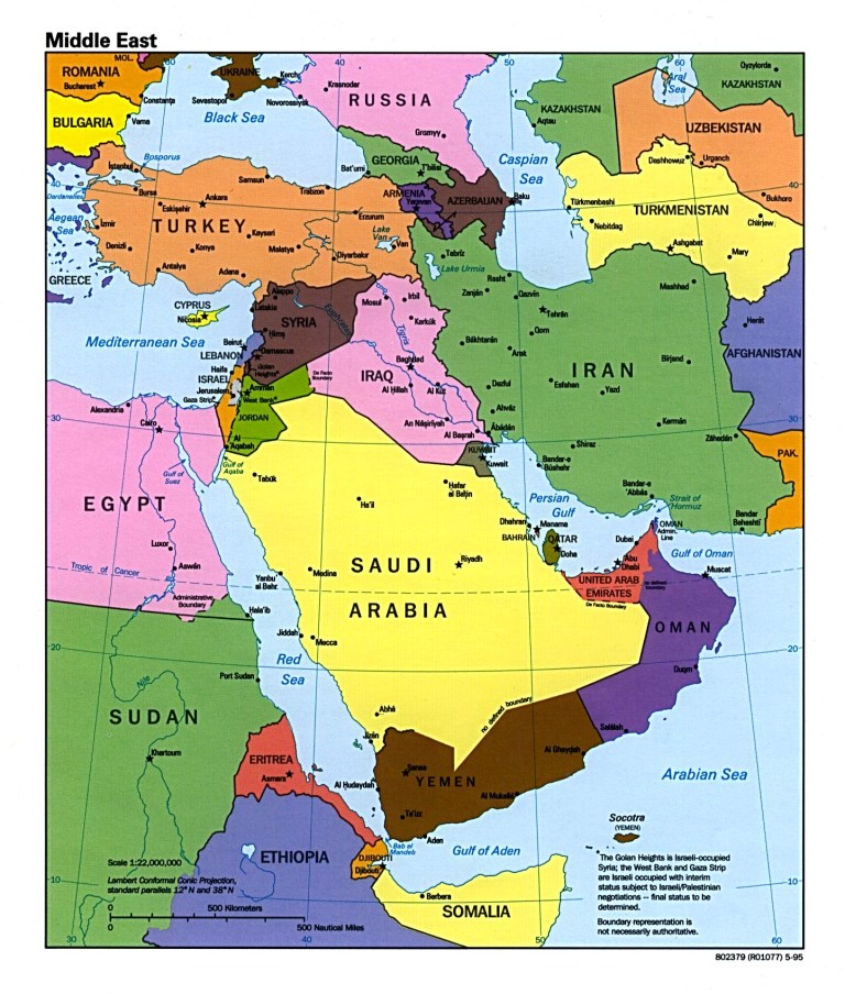 middle-east-political-map-1995-cia